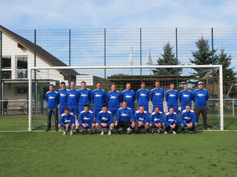 Zweite gegen Ottfingen 3 @ SV-Arena